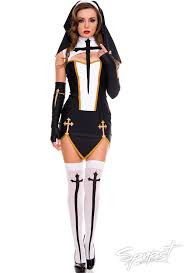 Spirit Halloween Baton Rouge by Loveeeee This Costume Bad Habit Nun Customes Pinterest