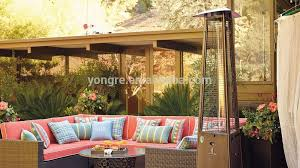 Pyramid Patio Heater Glass Tube by 2015 Restaurant Decorative Quartz Tube Flame Gas Patio Heater