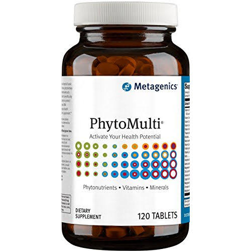 Metagenics PhytoMulti Dietary Supplement - 120 Tablets