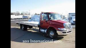 New International Medium Duty Tow Truck For Sale In New York - YouTube
