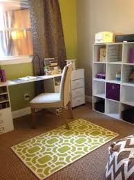 Finished Room Rug Bag Chair Shelves Clock From Target