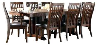 9 Piece Dining Room Table Sets Pieces