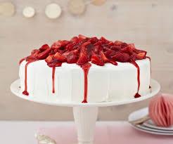 erdbeer pfirsich torte