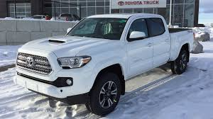 2016 Toyota Tacoma Double Cab TRD Sport 4X4 Long Bed - YouTube New 2018 Toyota Tacoma Trd Sport Double Cab 5 Bed V6 4x2 Automatic 2019 Upgrade 4 Door Pickup In Kelowna Preowned 2017 Crew Highlands Sr5 Vs 2015 4x4 Reader Review Product 36 Front Windshield Banner Decal Truck Off Chilliwack 2016 Used 4wd Lb At Feature Focus How To Use Clutch Start Cancel The I Tuned Suspension Nav