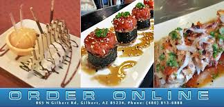 cuisine de a az masa sushi japanese cuisine order gilbert az 85234 sushi