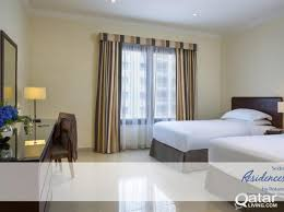 Mirage Two Bedroom Tower Suite by Search Qatar Living Properties Apartments Villas And Bedspace