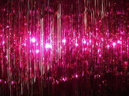 Foil Fringe Curtain Nz by One Pink Cerise Foil Tinsel Shimmer Curtains Party