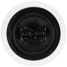 Polk Angled In Ceiling Speakers by Dayton Audio Cs622c 6 1 2