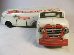 1955 Vintage Marx Toys Bud Bowmans Milk Express Chicago Illinois ... Guide Silent Milk Trucks With Joy Sticks Like Planes Modern Antique Truck In Parade Editorial Image Of Apple Cream 1955 Bordens Milk Truck Crowemag Toys Vintage Rusting Editorial Stock Photo United 52 Chevy Delivery Van Alinum Body 94l 785w Restored Divco Bus Pinterest Cars And Marx Bud Bowmans Express Chicago Illinois Beer Throwback Brewery Churns On Old Against Blue Sky Background Stock Photo The Chillwagon Is A Fullystored 1965 Ice Cream Lost Toronto