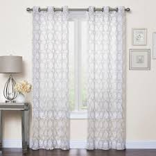 Bed Bath And Beyond Sheer Curtains by Buy Linen Sheer Curtains From Bed Bath U0026 Beyond