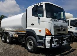 100 Water Truck Tanks 2008 Hino 700 Profia 16000litre Tanker Truck For Sale Agri4all