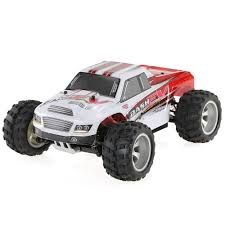 100 Electric Rc Monster Truck WLtoys A979B 24G 118 Scale 4WD 70KMh High Speed RTR