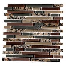 glass tile bellavita vista svbbg baltic brown blend