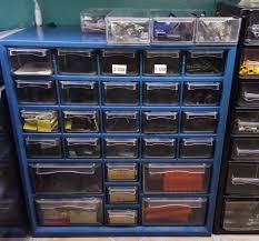 Akro Mils Storage Cabinet by Akro Mils Drawer Plastic Storage Cabinet Led Mod Album On Imgur
