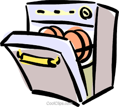 Dishwasher Free Clipart