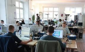 bureau de travail nos bureaux