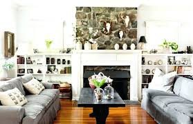 fireplaces with bookshelves medium size of fireplace built in