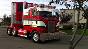 Peterbilt Cabover Truck-Your Mouth Will Drop Open After You Watch It