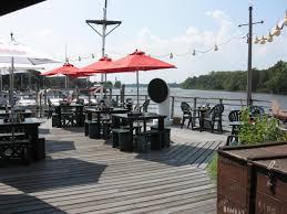 Wharfside Patio Bar Nj by Curtin U0027s Wharf Restaurant Photos