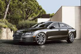 2015 Audi A7 Overview