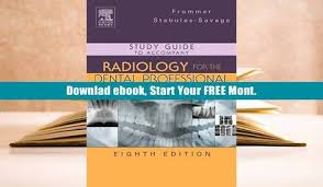 PDF Study Guide To Accompany Radiology For The Dental Professional Herbert H Frommer BA DDS
