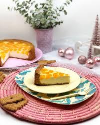 spekulatius mandarinen schmandkuchen ein rezept für