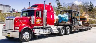 100 Ct Trucking Atlantic Tiltload Limited Transportation Of Industrial Equipment