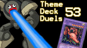 twin headed thunder dragon theme deck duels e053 youtube