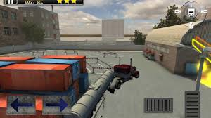 100 Semi Truck Parking Games Simulator E05 Android GamePlay HD YouTube