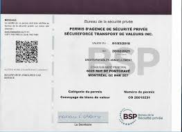 bureau sécurité privée secureforceservice com secureforce inc transport