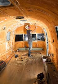 100 Antique Airstream Insulating An Mountain Modern Vintage