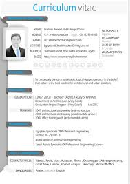 Architectural Resume CV