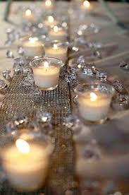Beautiful DIY Winter Wedding Centerpieces Diy