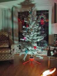 O Christmas Tree How Aluminum Are Your Branches