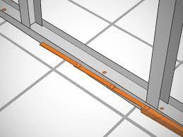 trockenbauwand stellen anleitung in 9 schritten obi