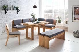 standard furniture eckbank stockholm in grau mit stauraum