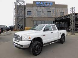 100 Used Dodge Truck 2008 Ram 2500 BIG HORN At Watts Automotive Serving Salt