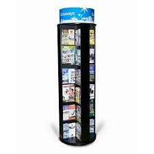 Rotating Literature Display Stand L Large Spinner DisplayGreat