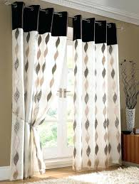 Black Window Curtains Target by Black White Curtains U2013 Teawing Co
