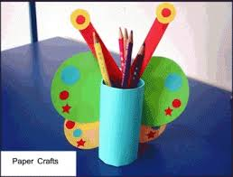 Paper Crafts Ideas And Projects For Kids To Use Cups Make