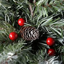 Christmas Tree 6ft Argos by Werchristmas Scandinavian Blue Spruce Christmas Tree Includes Pine