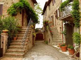 Quality Wallpapers Tuscany 1024x768 106241 Kb