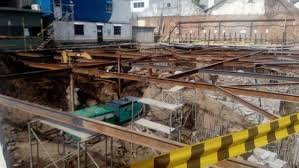 Construction Of Basement by Apartments In Colombo For Sale Gallery 447 Luna Towers Four