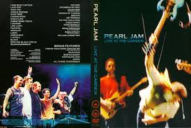 fan pit Pearl Jam Live at the Garden 2003 2 X DVD5