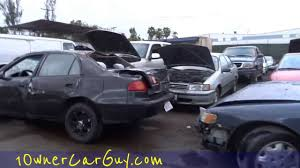 100 Cars Trucks For Sale Auto Parts Buy Car Part Parting Out Lot Walkaround