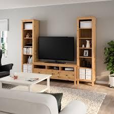hemnes tv möbel kombination hellbraun ikea österreich