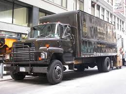 100 Ups Truck UPS New York A Ford Louisville Working The Streets Flickr