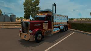 American Truck Simulator: Peterbilt 379 Dump Truck Delivery - YouTube Rc 132 Scale Peterbilt 379 Dump Truck Amazoncouk Toys Games 1989 Peterbilt Purple Wave Auction Eufaula Ok Auction Second Look At A Pride Polish Champ In Joe Regalados Blue 2000 Super 10 Trucks For Sale Used 2006 Ex Hoods Triaxle Steel Dump Truck For Sale Deanco Auctions Alinum 602961 West 2003 And 2004 Custom 389 Tri Axle Dump Pinterest Truck Road Warriors Trucks