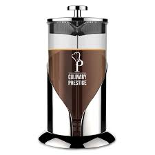 Culinary Prestige French Press Coffee Maker Review