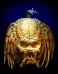 Scariest Pumpkin Carving by Epic Image Of Accessories For Halloween Decoration Using Predator